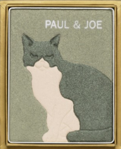 Paul and Joe eyeshadow palette
