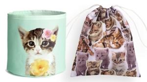 Cat basket and bag