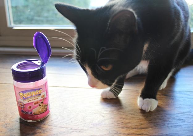 Tux and his treats