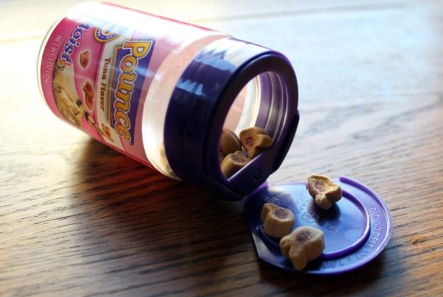 Pounce treats