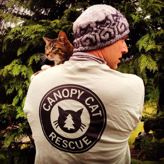 Canopy Cat Rescue