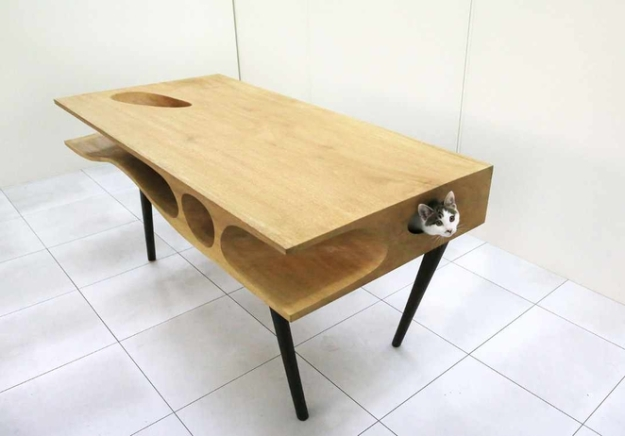 Cat Table 2