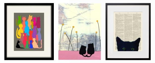 Cat Prints 2