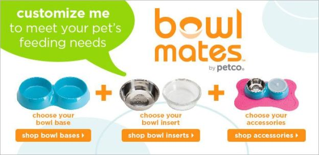 Bowlmates by Petco