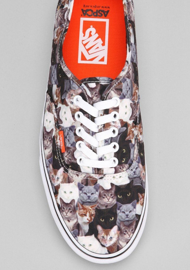 Vans x ASPCA close up