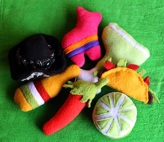Fiesta Cat Toys