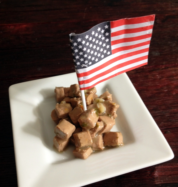 Flag food