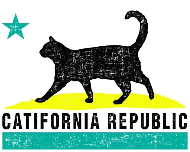 Catifornia Rebublic design