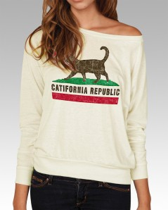 Catifornia Republic sweatshirt