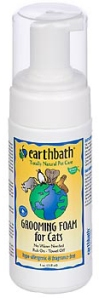 Earthbath grooming foam