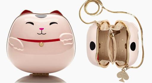 Tokyo Cat clutch