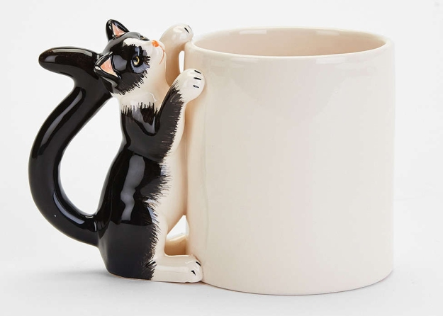 Cat mug - Urban Outfitters
