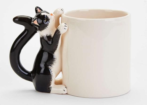 Cat mug - Urban Outfitters