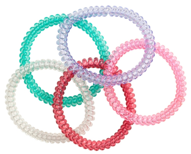 Springy hair bands - H&M