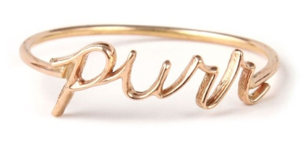 purr ring