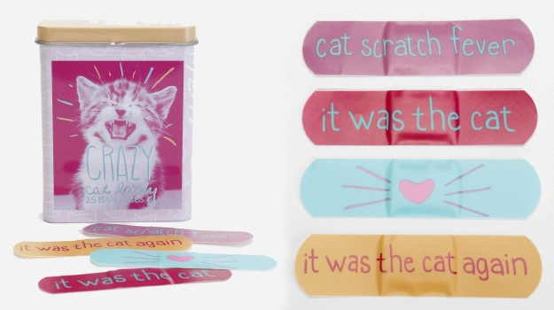 Cat Lady Bandages