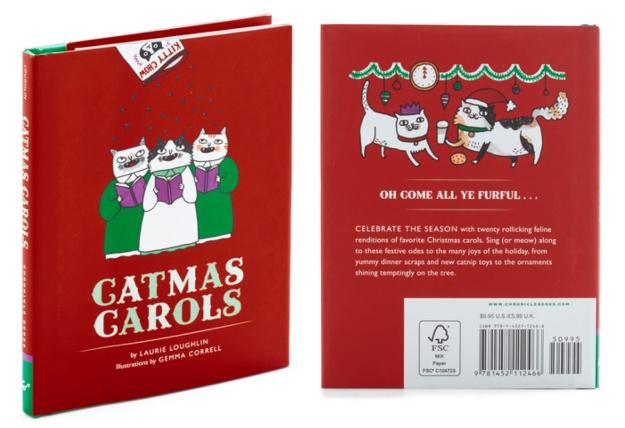 Catmas carol book