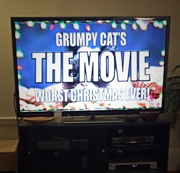 Grumpy movie
