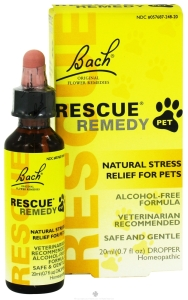 Rescue Remedy for pets