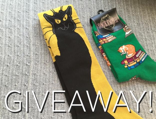 Giveaway socks
